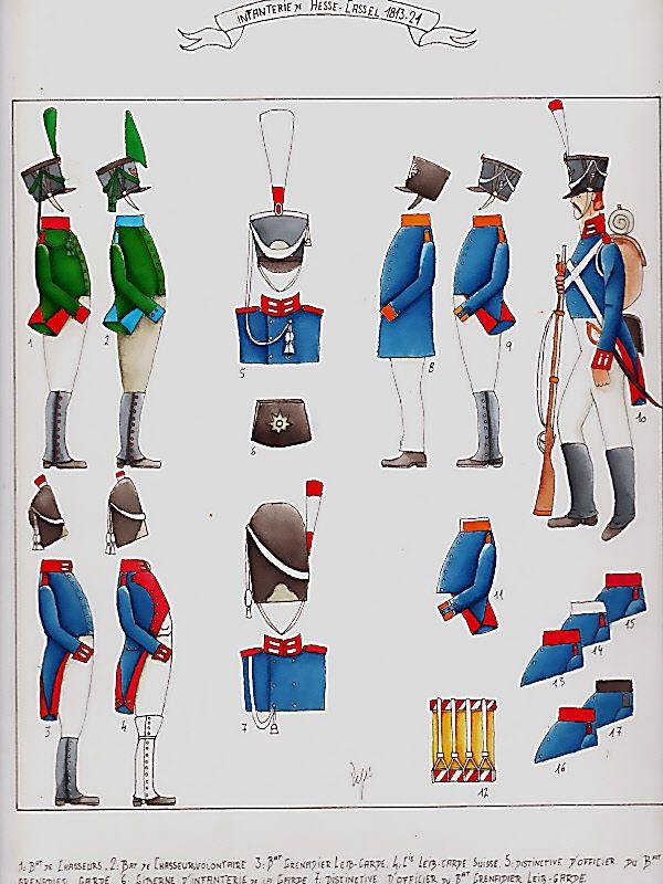 Hesse cassel infantery 1813 1821 hessen darmstadt kassel Simplisafe z wave