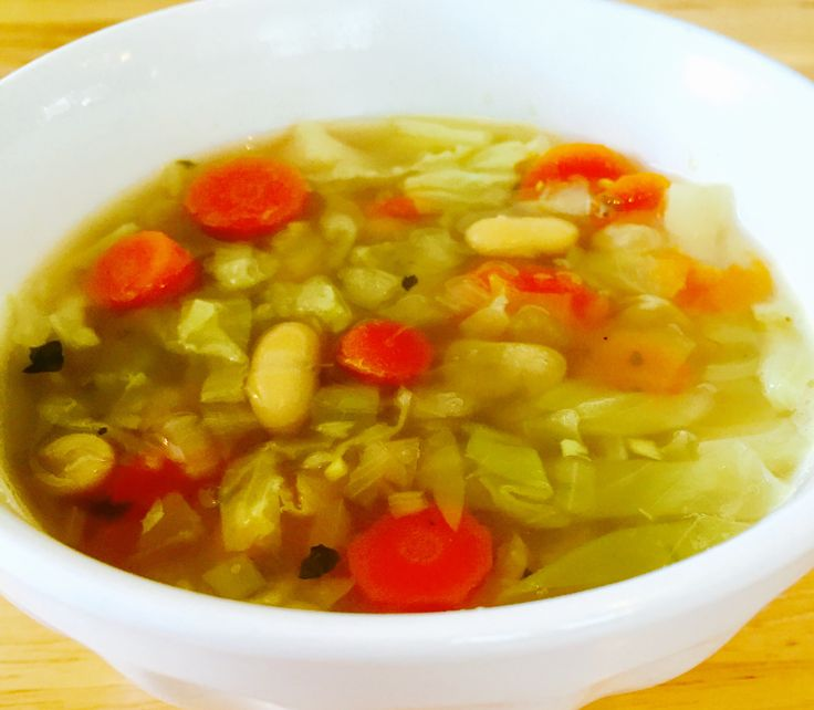 The perfect soup for allergies, colds, or just a quick and easy weeknight meal. This is definitely my new favorite soup!