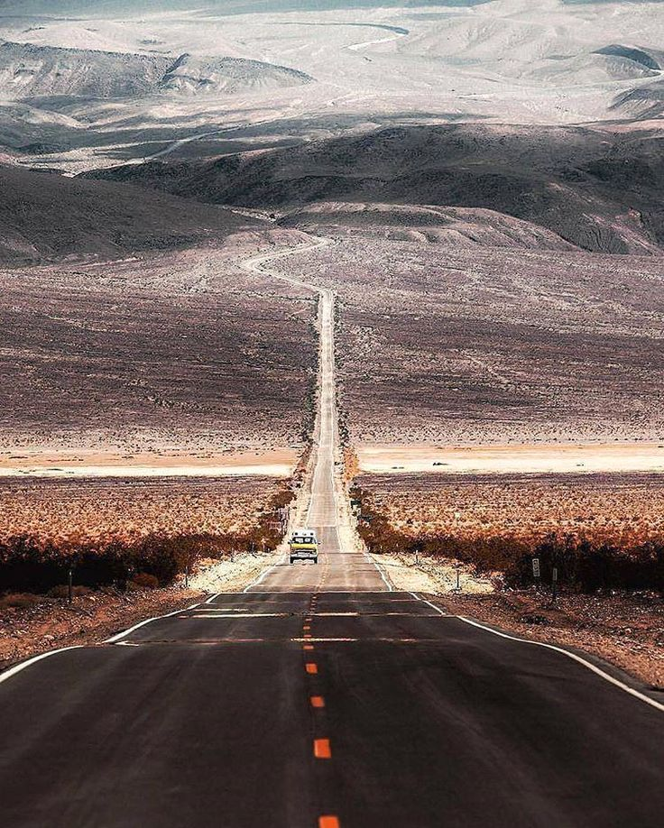 Death Valley back roads ~