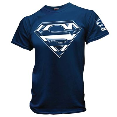 Geelong Cats 'SUPERMAN' Youth Tee $35 - want!