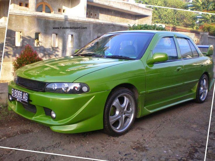 Foto Modifikasi Mobil Timor Indonesia