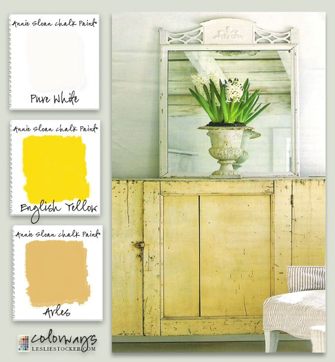 Chalk Paint Kitchen Cabinets Green: 358 Best Images About Annie Sloan Chalk Paint On Pinterest