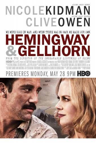 Изтегли субтитри за филма: Хемингуей и Гелхорн / Hemingway & Gellhorn (2012). Намерете богата видеотека от български субтитри на нашия сайт.