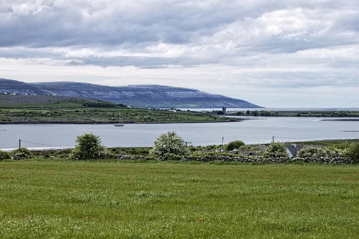 View from New Quay, Co. Clare, Ireland. #photographs #landscapephotographs #irishphotographs #landscape #daily #dailyphotographs