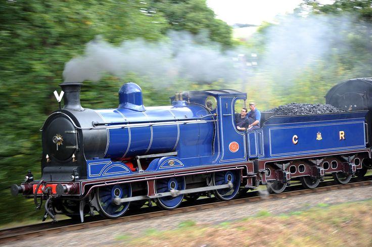 steam engine james blue