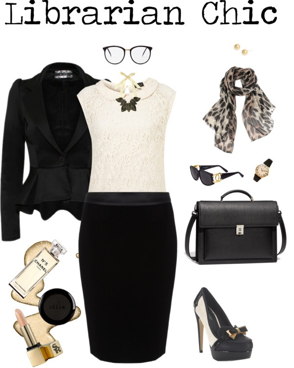 what to wear for library interview