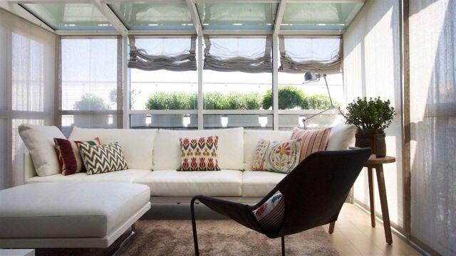 Serra living room