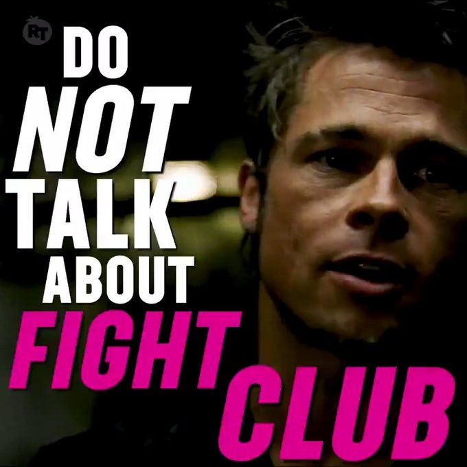 Rotten Tomatoes On Twitter Popculture Fight Club Pop Culture Twitter
