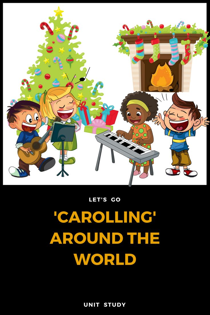 Homeschool through the holidays with these 2 FREE Christmas music courses for your children