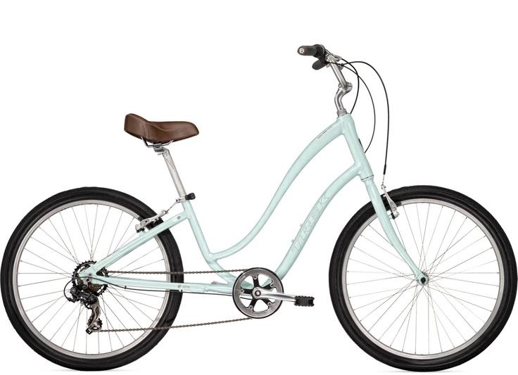 Trek Pure Lowstep I Want To Replace My Stolen Trek Bike