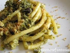 La pasta con le sarde... Palermo style!