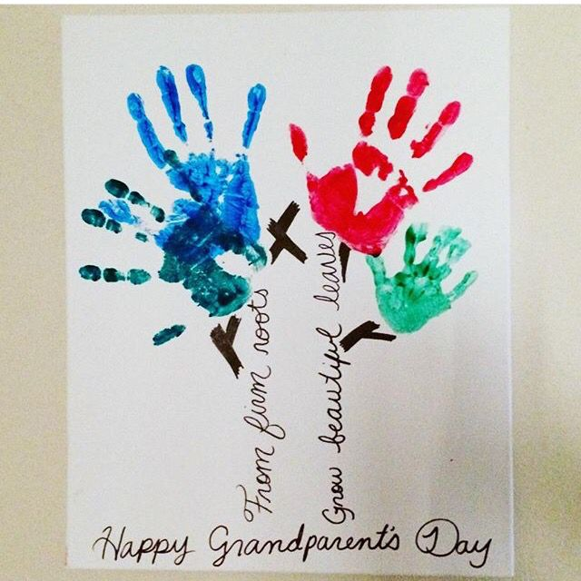 Grandparent's day | Toddler Things