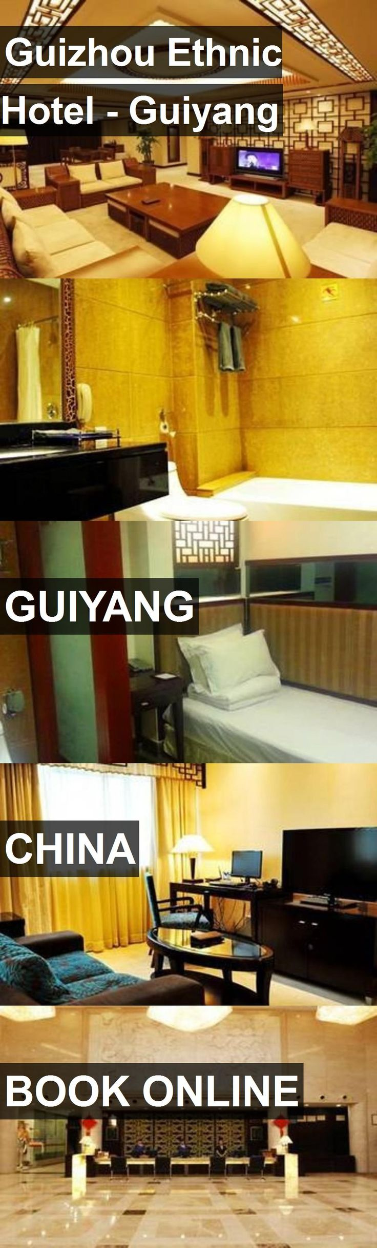 Guizhou Ethnic Hotel - Guiyang in Guiyang, China. For more information, photos, reviews and best prices please follow the link. #China #Guiyang #travel #vacation #hotel