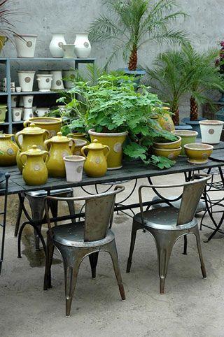 fun outdoor space with indoor feel
