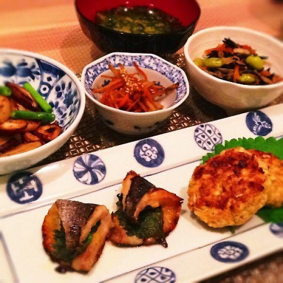 タカベの西京味噌挟み焼きなど。晩御飯 | Satomiさんのお料理 ペコリ ...