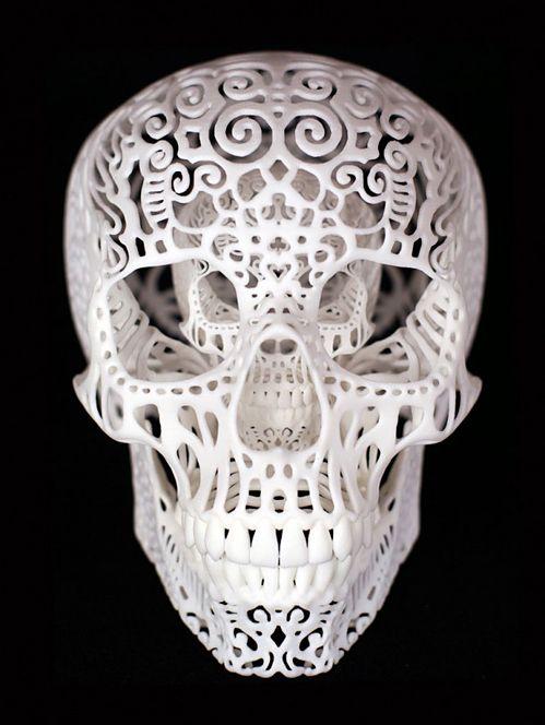 Skull within a skull