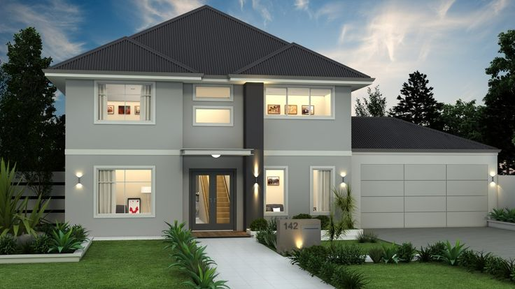 Exterior Rendering Model Decoration Photos Design Ideas