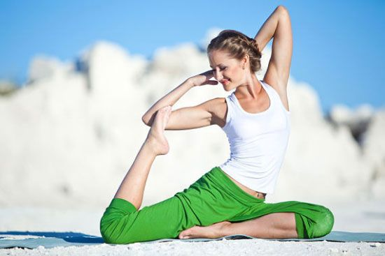 Best Yoga Asanas For Clear Glowing Skin