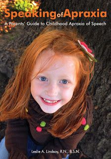 """Carrie's Speech Corner: Interview with Leslie Lindsay, Author of """"Speaking of Apraxia"""""""