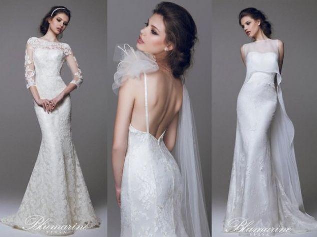 #Blumarine, abiti da #sposa 2015 (FOTO)  @blumarine