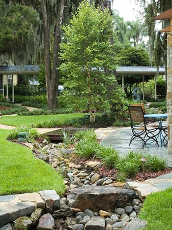 51 Best Dry Creek Bed Ideas Landscaping Images On