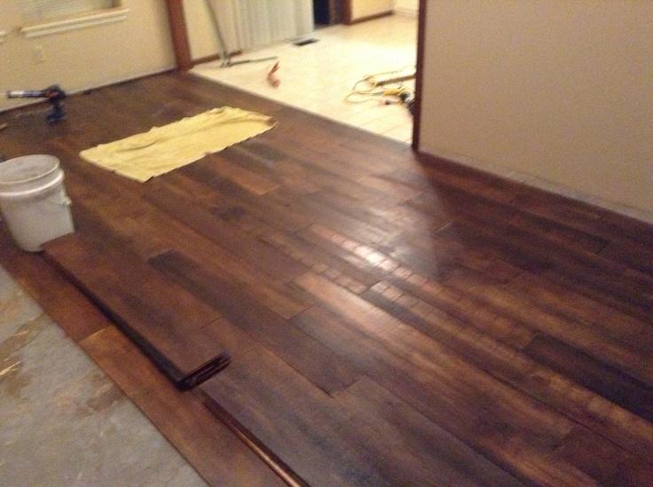 Plywood Plank