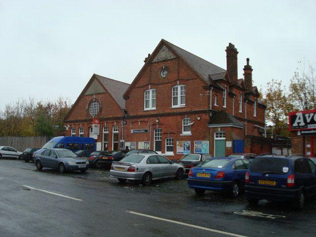 Norbury Railway Station (NRB) in Norbury, Greater London