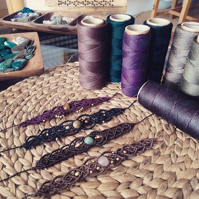 Back home from street theatre festival in Tàrrega and woking on new designs that soon will be available at QuetzArt.etsy.com  #macrame #macramejewelry #handmade #boho #bohochic  #bohemian #bohemianjewelry #bohemianlife #vintage #spiritual #jewelry #gypsy #gypsysoul #tribal #tribaljewelry #hippie  #hippiegirl #festival #festivalfashion #fashion  #shopsmall #style #positivevibes #indigochild #freespirit #meditation #healingstone #girlboss #magical #wanderlust