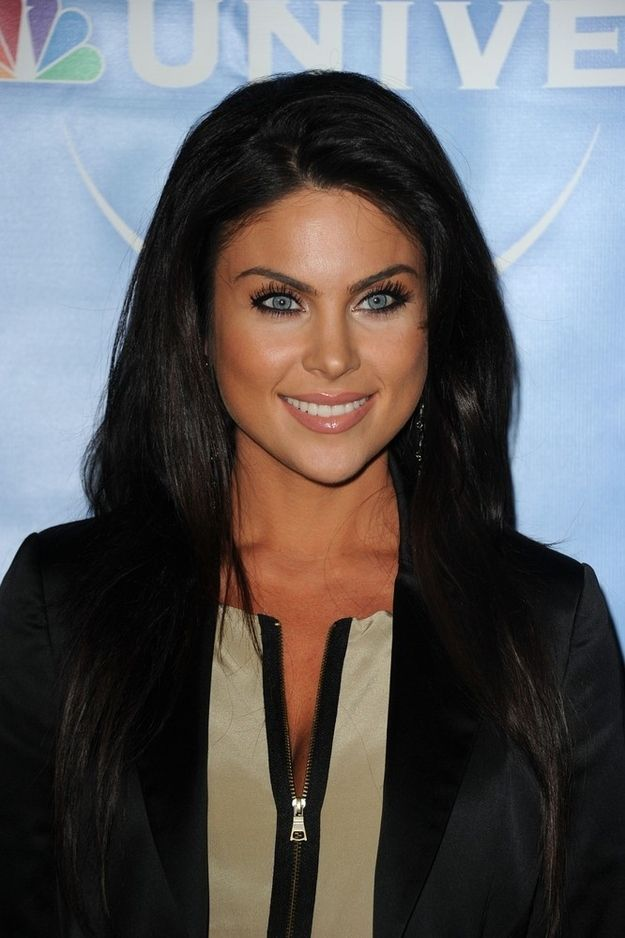 Nadia Bjorlin - Love the hair & Makeup