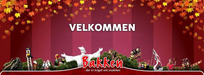 Velkommen til Bakken - verdens ældste og Danmarks sjoveste forlystelsespark