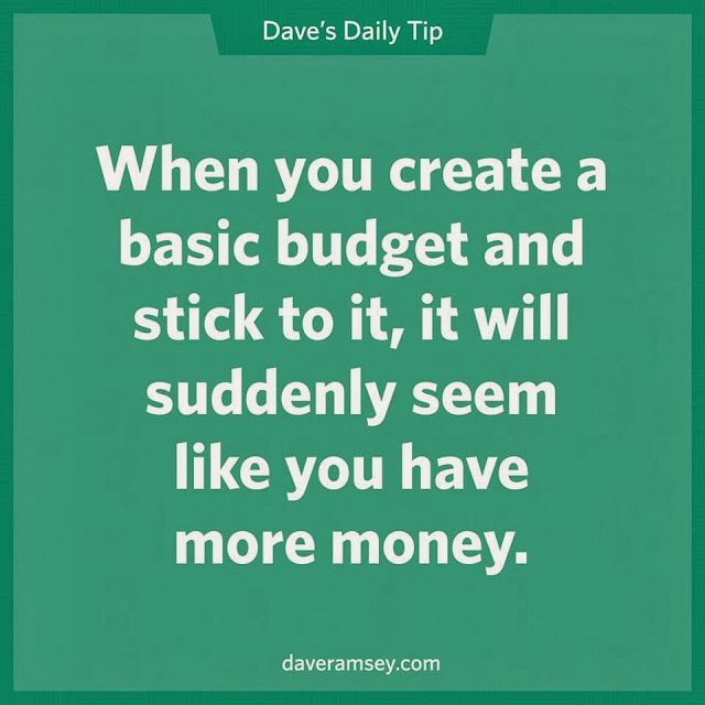 How to create a zero sum budget as Dave Ramsey recommends in Financial Peace University! With Templates to Download!