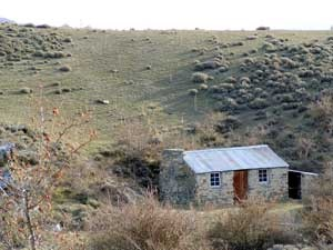 Ophir - miners cottage from the goldrush of the 1800's