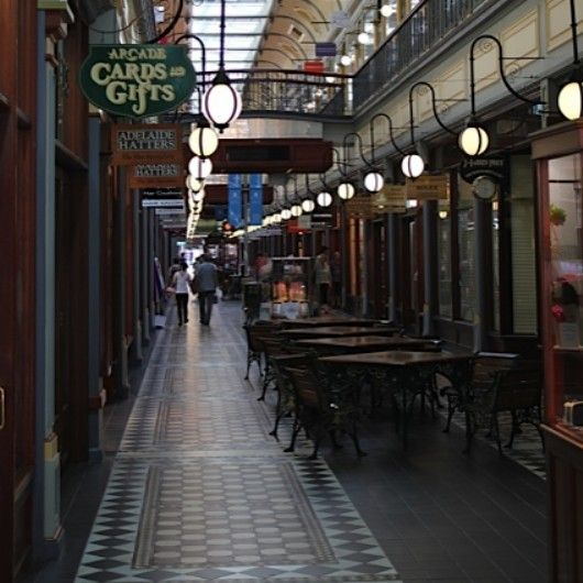 Adelaide Victorian Arcade, a slice of historical #adelaide on Rundle Mall. #australia #southaustralia #adelaide #rundlemall