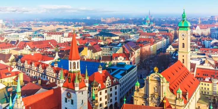 Das sind die zehn zukunftsfähigsten Städte Deutschlands In welchen Städten und Regionen sieht die Zukunft in den nächsten Jahren besonders rosig aus? Wo die Wirtschaft floriert, die Jobangebote bes…