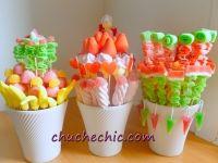 183 best images about tartas de chuches on pinterest - Macetas de chuches ...