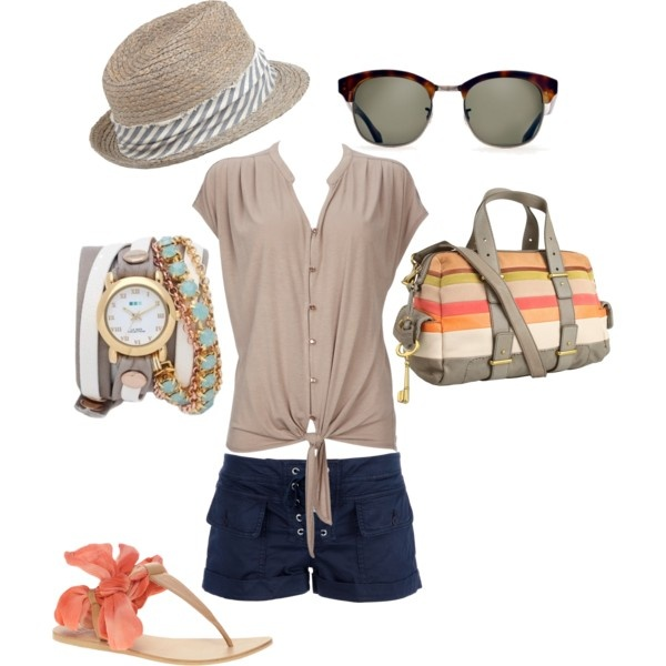 Weekender, created by michtach on Polyvore