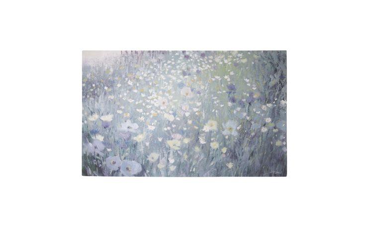 Summer Meadow Canvas at Laura Ashley