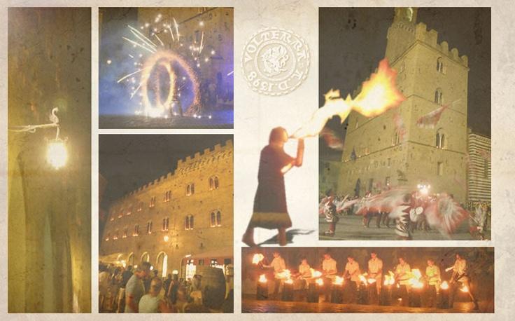 Volterra AD 1398 Night