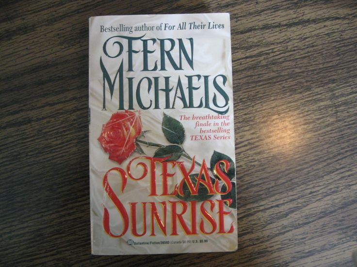 Fern Michaels(Texas Sunrise)Paperback