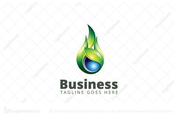 Logo for sale: Green Logo