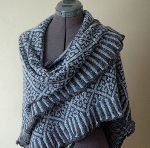 327 best fair isle images on Pinterest | Backpacks, Crafts and ...