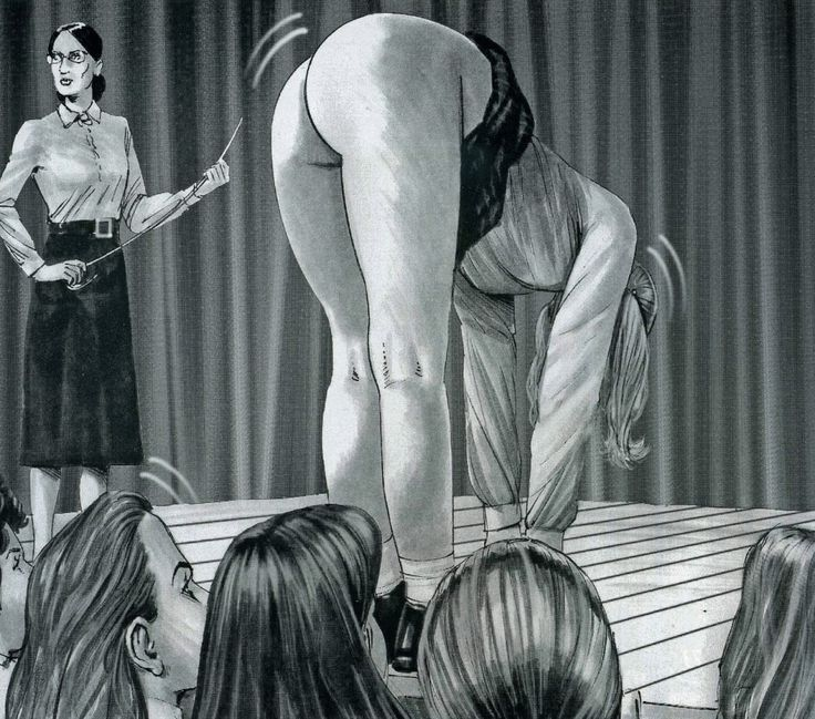 Caning For The Bare Bum Of The Culprit Woman 77