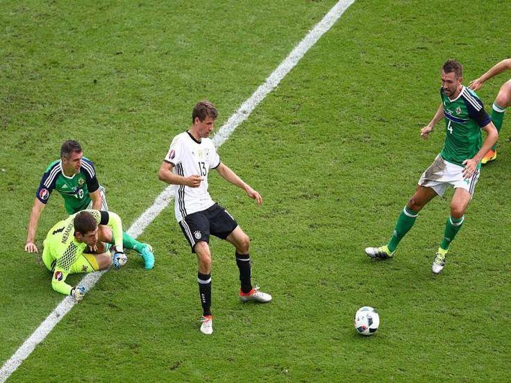 Eurocopa Francia 2016: En París, Alemania se adjudicó la zona de su grupo y avanza a Octavos de Final que se disputa en el país francés