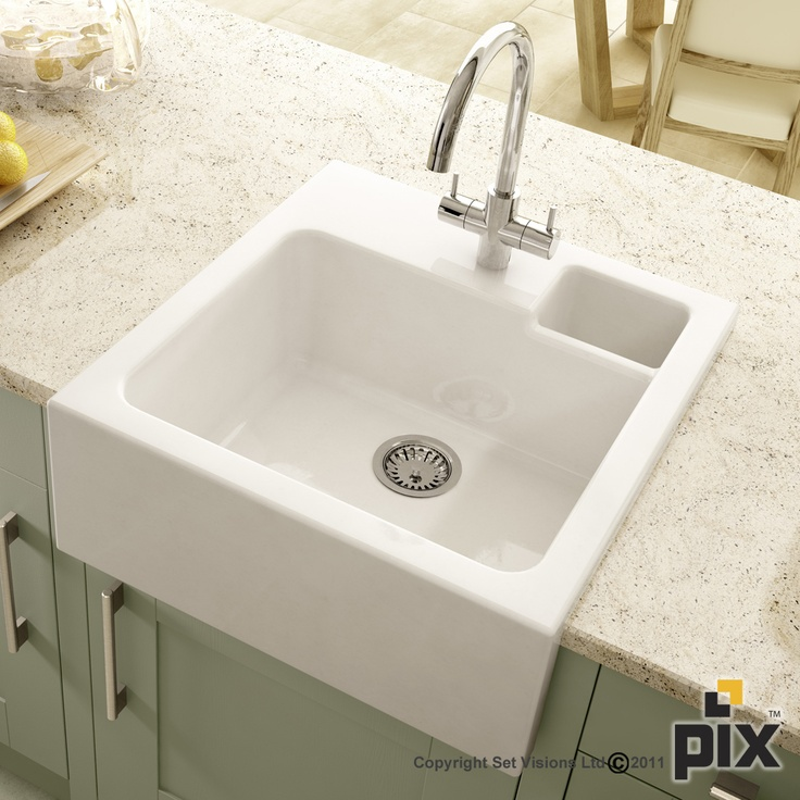 ordinary Wickes Kitchen Sinks Sale #5: 17 best ideas about Wickes Kitchen Worktops on Pinterest | Diner kitchen,  Cream gloss kitchen and High gloss kitchen