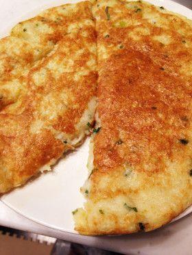 簡単 長芋のふわふわ焼き by ❀晴❀ [クックパッド] 簡単おいしいみんなのレシピが263万品