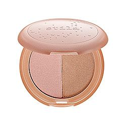 Stila - All Over Shimmer Duo  #sephora :: highlighter and bronzer for the fairest of the fair skinned.  this is the only bronzer i can use casually without looking ultra fake.  these both blend so easily, and i light the highlighter for the winter months.