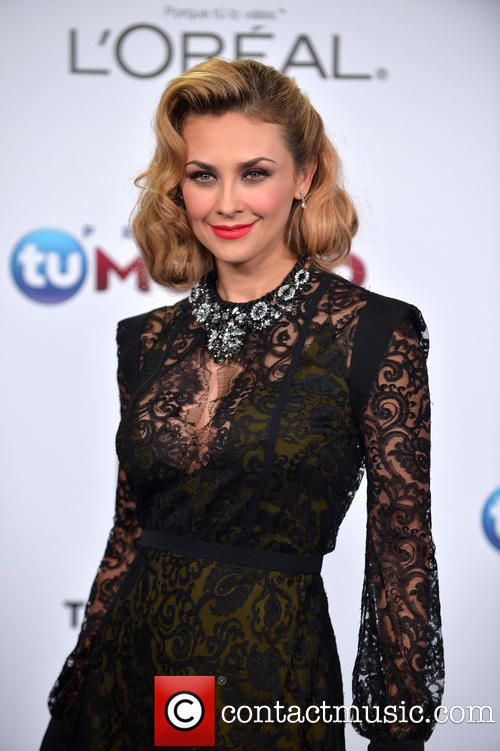 Aracely Arambula, American Airlines Arena