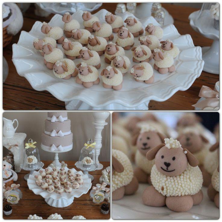 Ovelhas – Chá de Bebê » Priscilla Pandolfo