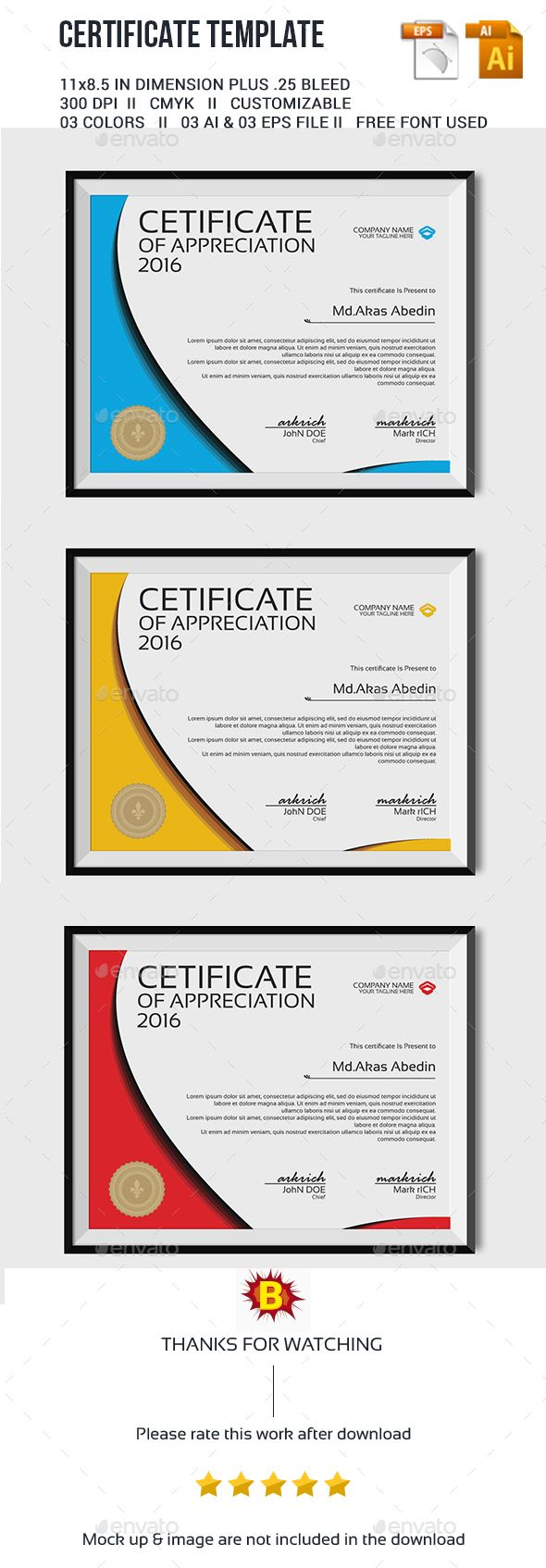 186 best Certificate images on Pinterest | Certificate templates ...