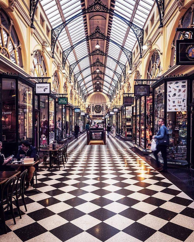 ROYAL ARCADE - Melbourne (@visitmelbourne) • Instagram photos and videos